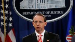 États-Unis: 12 agents russes inculpés pour le piratage du parti démocrate en