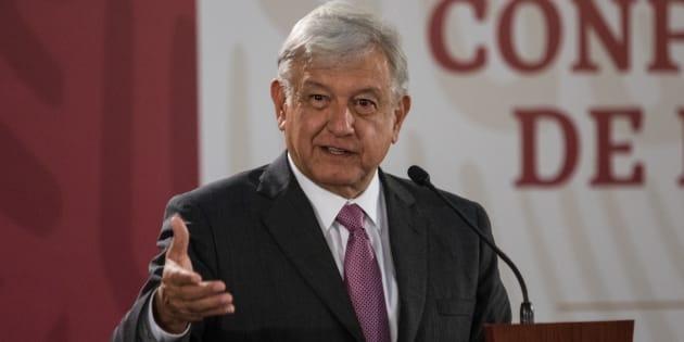 El presidente Andrés Manuel López Obrador adelantó que si se descubre que algún dueño de un negocio mintió y no cumplió con la ley, perderá el beneficio de la manifestación de actuar con la verdad.