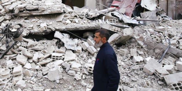 Ghouta orientale: Poutine ordonne une trêve humanitaire quotidienne à partir de mardi