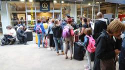 Trafic toujours perturbé lundi à la gare Montparnasse, la SNCF conseille de reporter les