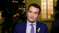 Philippot et Dupont-Aignan surfent sur les gilets jaunes pour fêter la nouvelle