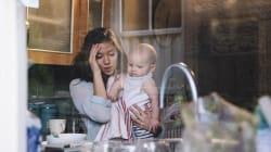 女性は何をしていても罪悪感を持つ。仕事でも、家庭でも。