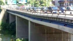 A Genova c'è un altro ponte a rischio. Verifiche in corso, bloccati i mezzi