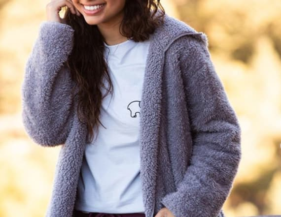 This brand is saving elephants one hoodie at a time