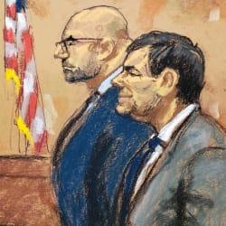 Chapo dijo haber sido torturado por el ejército