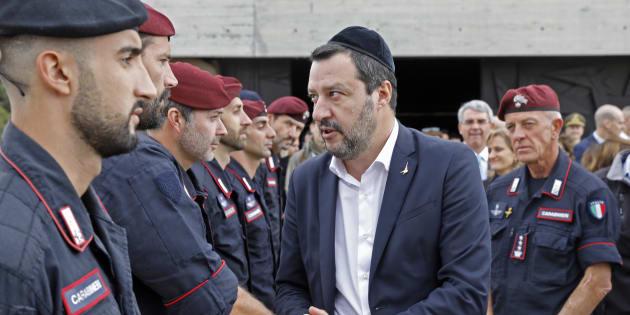 """Salvini piccona anni di diplomazia italiana in Medio Oriente. E con Netanyahu stringe un """"patto ..."""