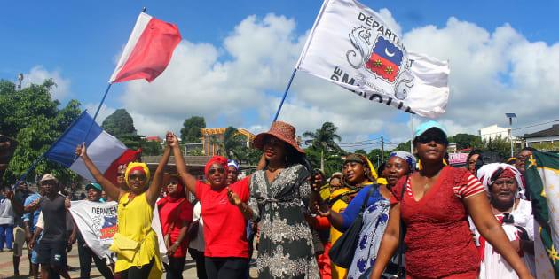 À Mayotte, la grève générale se poursuit, malgré l'accord de principe conclu avec le gouvernement