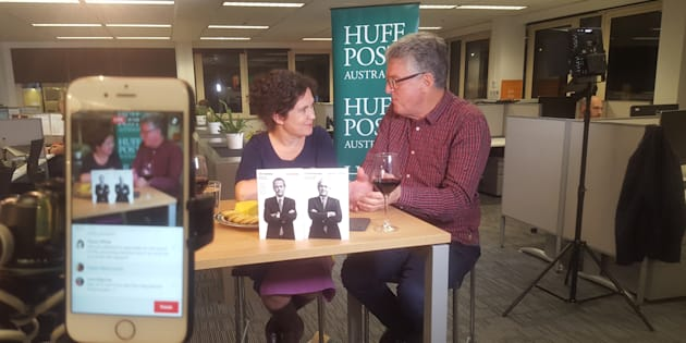 Annabel Crabb and David Marr joined HuffPost Australia for a live Facebook Q&A.