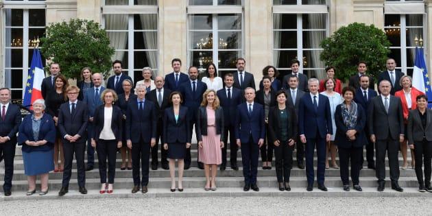 Ni le président Emmanuel Macron ni son gouvernement ne verront leurs salaires augmenter en 2019.