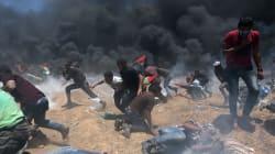 Fuerzas israelíes matan a palestinos tras disturbios por embajada de EU en