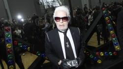Les conseils d'une barbière à Karl Lagerfeld pour entretenir sa