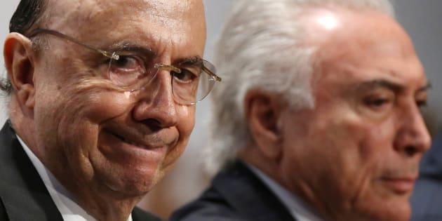 Aumento do déficit foi acertado entre o ministro Henrique Meirelles e o presidente Michel Temer.