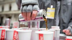 Após 125 anos, Coca-Cola vai lançar sua 1ª bebida