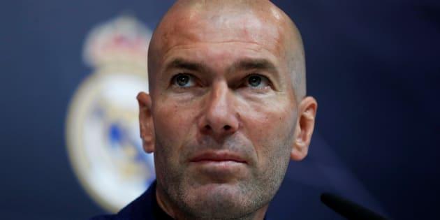 Zidane quitte le Real Madrid: 7 signes qui montrent que vous pouvez partir alors que tout vous réussit (Zinédine Zidane, le 31 mai 2018).