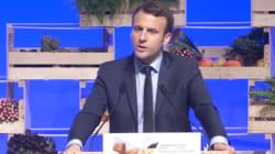 Macron compare