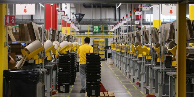 Un sistema automatico indica ad Amazon i lavoratori da licen
