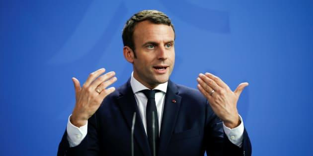 Un gouvernement de 22 membres dont trois ministres d'Etat dévoilé en France