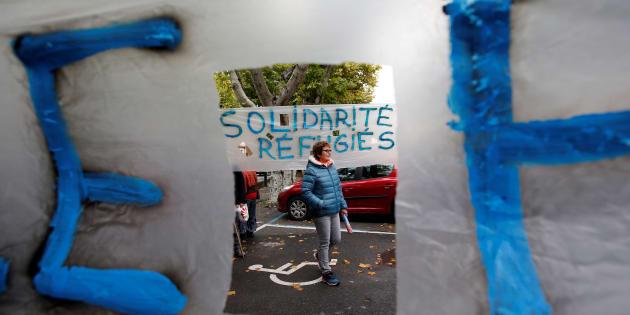 Monsieur Macron, prenez la tête d'un mouvement de solidarité international en faveur de tous les demandeurs d'asile.
