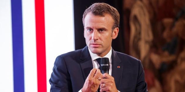 Le multiculturalisme à l'anglo-saxonne, la dangereuse ambition de Macron pour la France.