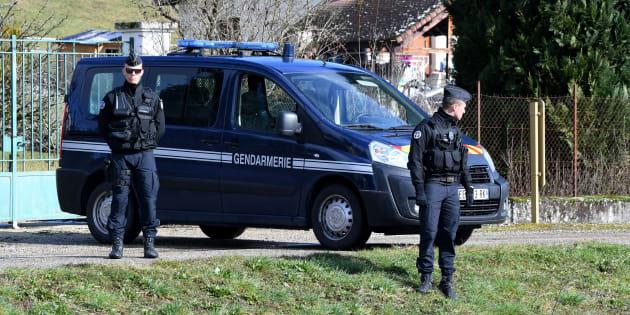 Affaire Maëlys: Lelandais conduit à Pont-de-Bonvoisin, lieu de la disparition