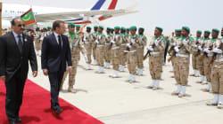 Emmanuel Macron en Mauritanie face à l'ensablement du G5