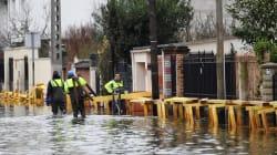 Villeneuve-Saint-Georges classée en état de catastrophe naturelle juste avant la visite de