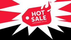 Gadgets, smartphones y electrodomésticos con descuentos por Hot