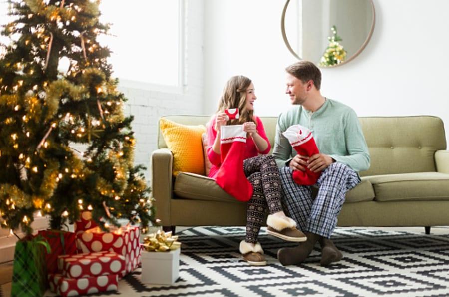 Le Noël en couple.