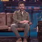 El incómodo momento de Ernesto Sevilla en 'La Resistencia' de David