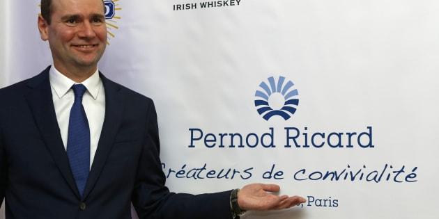 """""""Esprit start up"""", vraiment? La question qui fâche du HuffPost au PDG de Pernod Ricard sur Franceinfo"""