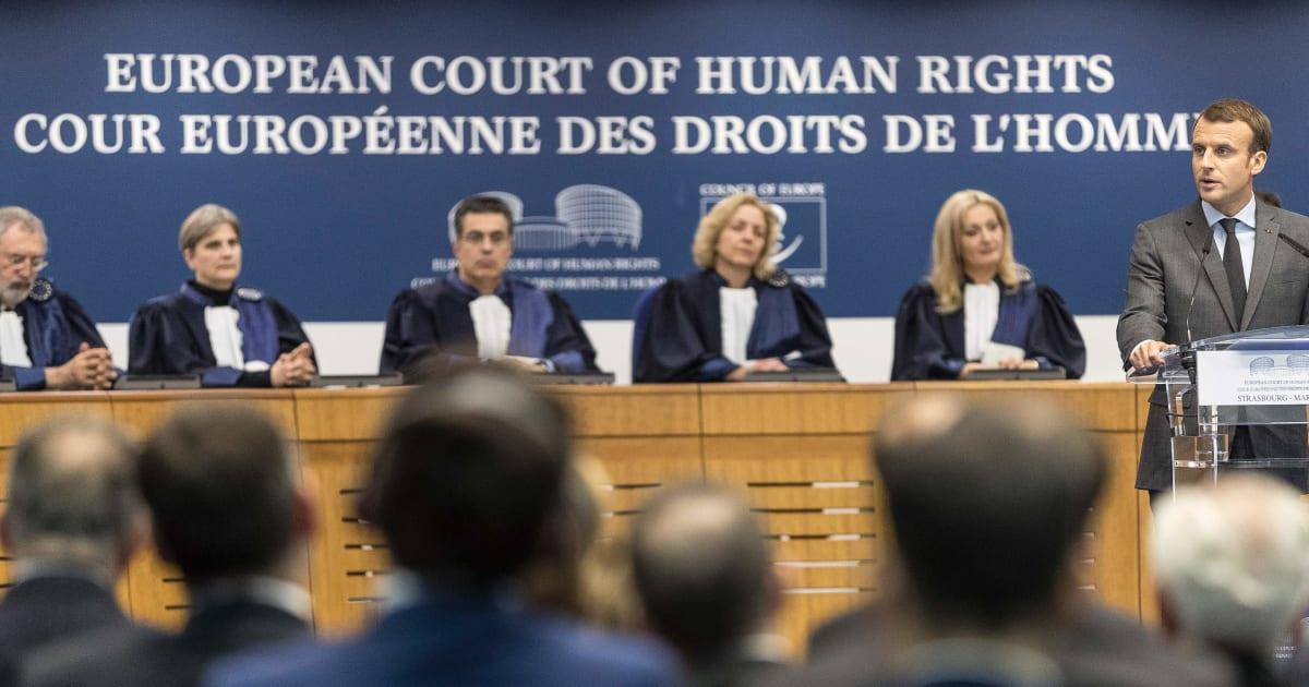 Afbeeldingsresultaat voor Déplacement au Conseil de l'Europe et à la Cour Européenne des Droits de l'Homme (Strasbourg).