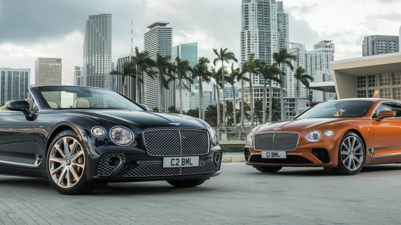 F1 2020 Calendario Rai.Tuning Vehiculos Homologaciones 2020 Bentley Continental Gt