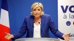 Marine Le Pen a découvert dans le