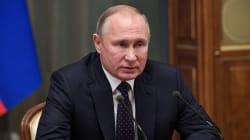 Poutine se félicite de l'essai réussi d'un nouveau missile