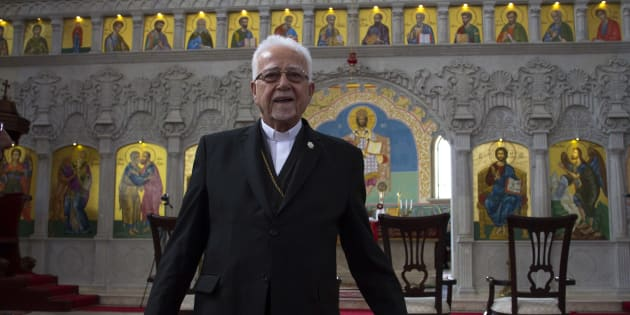 Falleció Antonio Chedraoui, arzobispo de la Iglesia Ortodoxa