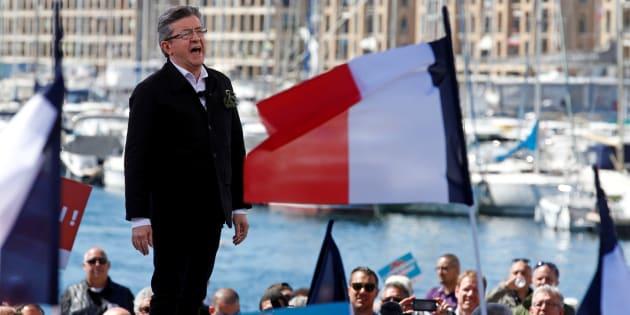 Je vais voter Jean-Luc Mélenchon pour son programme et parce que grâce à lui, le peuple est réapparu.