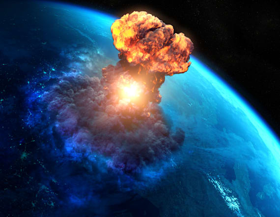 The 'end of the world' predicted for October