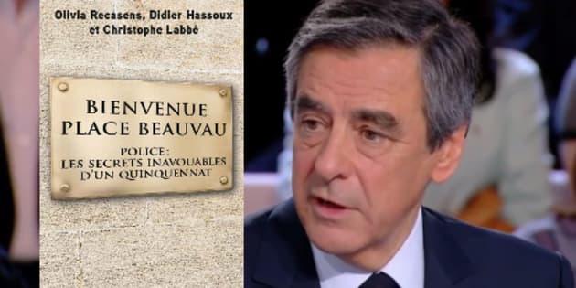 """""""Bienvenue Place Beauvau"""", le livre cité par Fillon pour accuser Hollande"""