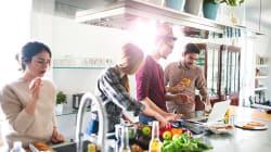 Gli effetti benefici di cucinare per gli