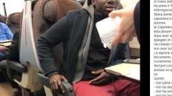 'Migrante senza biglietto', la bufala corre sui social nonostante la