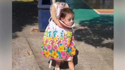デュラハン幼女がフィリピンに出現。世界を震撼させる(動画)