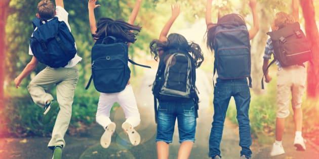 La mia scuola Open mind parte dalla felicità