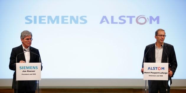 """Fusion Alstom-Siemens: Anticor dépose une plainte pour """"négligence"""" visant l'État"""