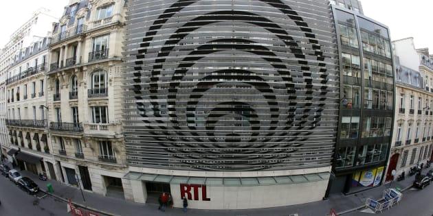 RTL déménage et va perdre sa façade iconique créée par Victor Vasarely