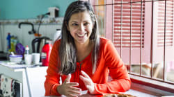 Dia 40: Tamires de Souza, órfã e mãe de