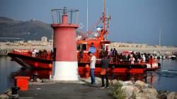 La Marina libica: