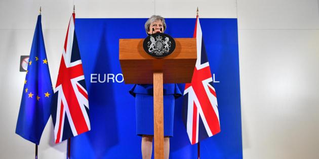 Le gouvernement de Theresa May a dévoilé ce mercredi ses différents scénarios économiques pour le Brexit.