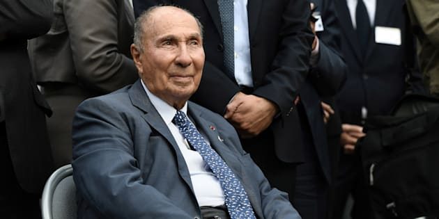 Serge Dassault en septembre 2016.