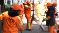 VIDEO: Las limpiadoras de la delegación