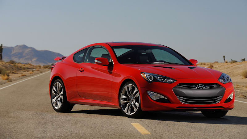 Genesis Coupe 2016 >> Hyundai Dumps Genesis Coupe For Upscale Model Autoblog